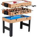 "MD Sports 48"" 3-In-1 Multi-Game Combo Table"