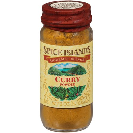 Spice Islands ® Gourmet Blends Curry Powder 2 oz. Jar