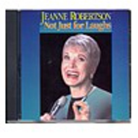 Jeanne Robertson  Not Just For Laughs Cd