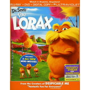 Dr. Seuss' The Lorax (Blu-ray + DVD + Digital Copy) by UNIVERSAL HOME ENTERTAINMENT
