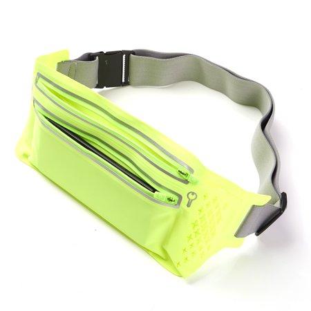 475d224c54ae Running Belt Waist Pack, Luxmo Sports Runner Bag Pouch Adjustable ...