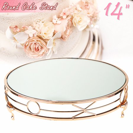 12 Inch Round Cake Plate - 14