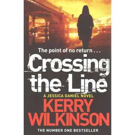 Crossing the Line (Jessica Daniel Series) - Crossings Office Series
