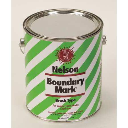 Nelson Paint - NELSON PAINT Boundary Marking Paint,Green 29 19 GL GREEN