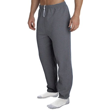 Sport Nts Bottom (Gildan Men's Elastic Bottom Pocketed Sweatpant )