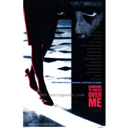 Someone to Watch Over Me Movie Poster Print (27 x 40) - Watch Original Halloween Movie