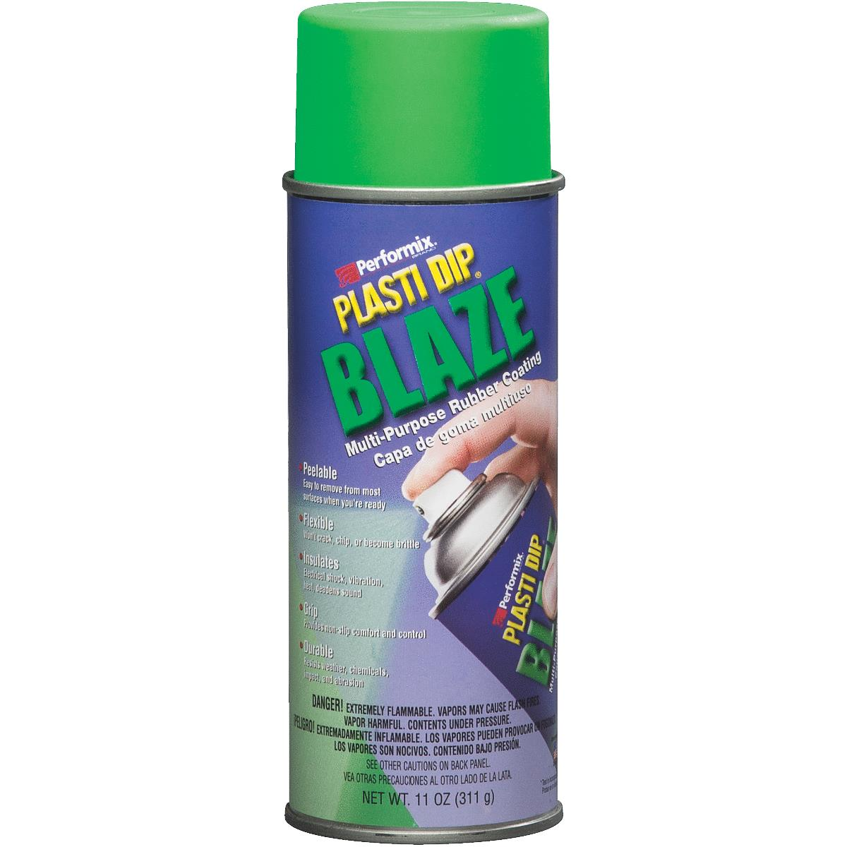 Performix Plasti Dip Blaze Rubber Coating Spray Paint