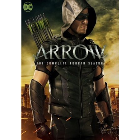 Arrow: The Complete Fourth Season (DVD) - Buffy Halloween Season 4