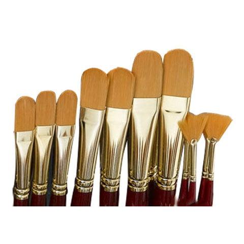 Grumbacher - Golden Edge Acrylic Brush - Fan - 2