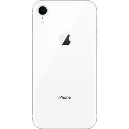 Refurbished  Apple iPhone XR 64GB GSM Unlocked Smartphone 4G LTE iOS Smartphone (Iphone 3 Unlocked White)