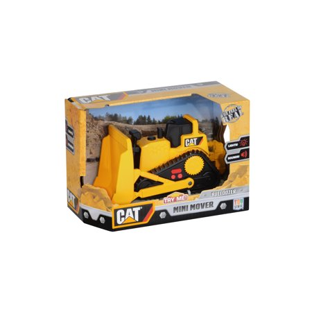 (MINI MOVER L&S (BOXED) - BULLDOZER)