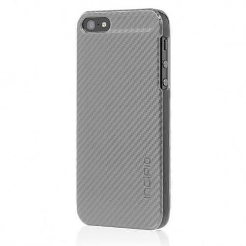Dr. Bott Feather CF for iPhone 5, Silver