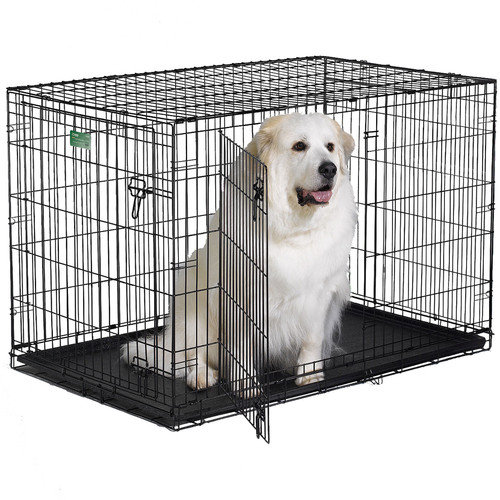 Midwest Homes For Pets iCrate Double Door Pet Crate