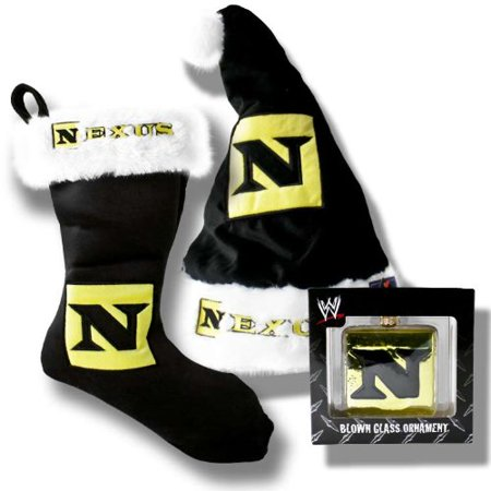 WWE Nexus Three Piece Christmas Special Deal ()