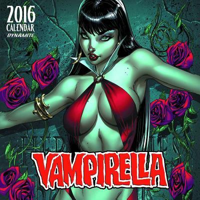 Vampirella 2016 Wall Calendar