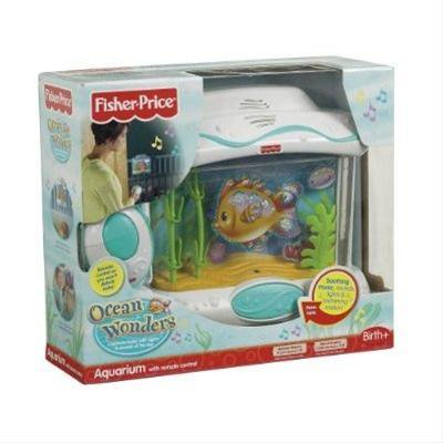 - Fisher-Price Ocean Wonders Aquarium