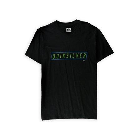 Quiksilver Mens Trusty Slim Fit Graphic T-Shirt