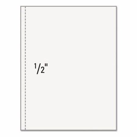 Printworks Perforated Office Paper, 8-1/2 x 11, 20 lb