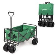Best Folding Wagons - Sekey Folding Wagon Cart Collapsible Outdoor Utility Wagon Review