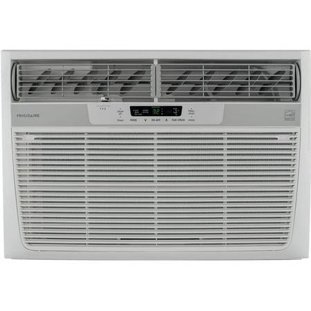 Frigidaire FFRE2233Q2 Energy Efficient 22,000-BTU 230V Window Mounted Heavy-Duty Air Conditioner with Temperature-Sensing Remote Control