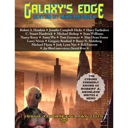 Galaxy's Edge Magazine: Issue 14, May 2015 (Heinlein Special) - eBook