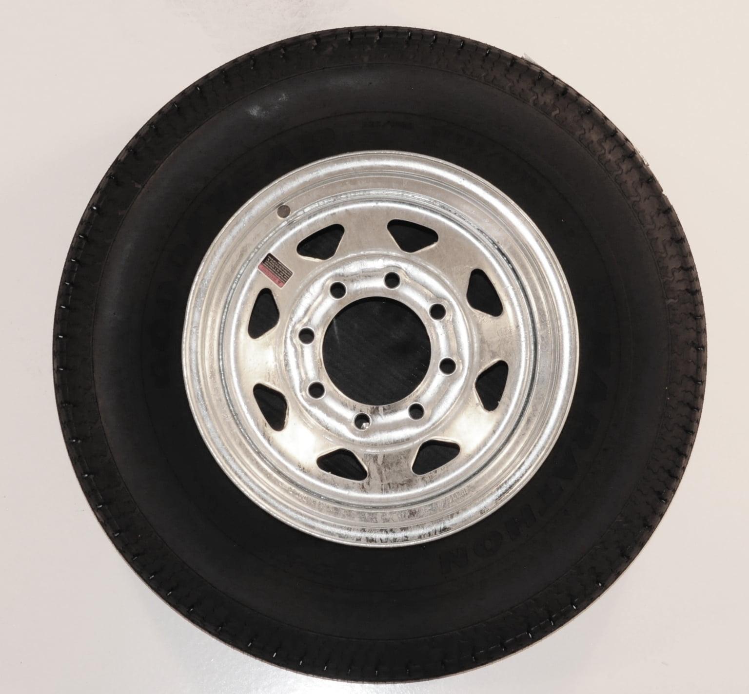 Goodyear Marathon Trailer Tire w/Galvanized Rim LT235/85R...