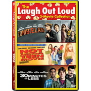 The Laugh Out Loud 3-Movie Collection: Zombieland / Not Another Teen Movie / 30 Minutes or Less (DVD)