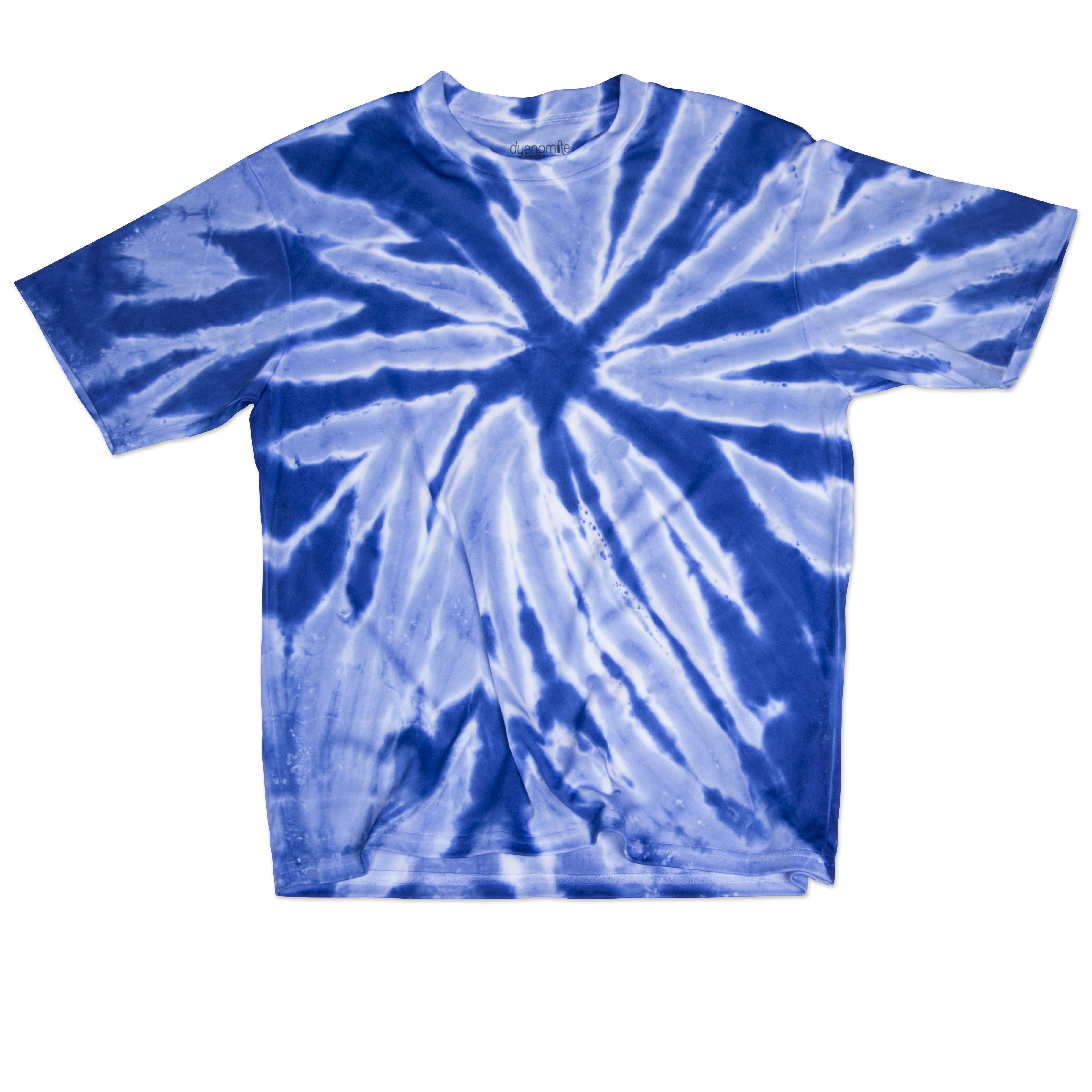 faded pinwheel unisex performance tie dye t shirt