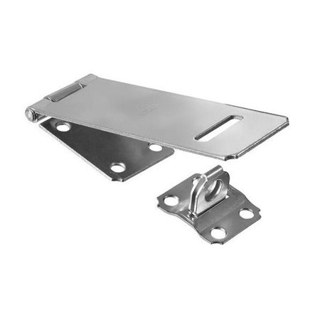 World 20702224 Safety Hasp - Fixed Concealed 4-1/2