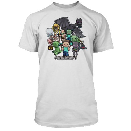 Minecraft Party Youth T-Shirt](Minecraft Birthday Party Supplies)