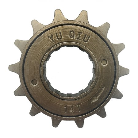 Bicycle Freewheel 14/16T 18MM 34MM Single Speed Freewheel Flywheel Sprocket Gear Bicycle - Freewheel Spanner