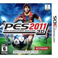 Pro Evolution Soccer 2011 (Nintendo 3DS)