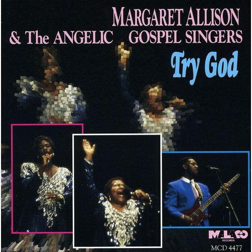 Margaret Allison & Angelic Gos - Try God [CD]