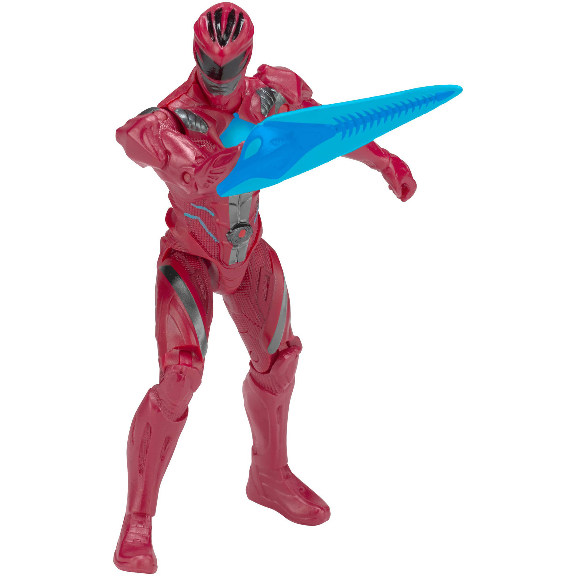 "Mighty Morphin Power Rangers Movie 5"" Red Ranger Action Hero by Bandai America, Inc"