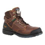 """men's georgia boot g086 6"""" zero drag wp steel toe boot"""