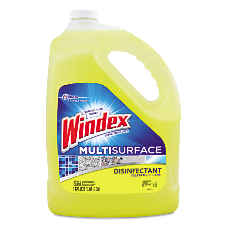 Multi-Surface Disinfectant Cleaner, Citrus, 1 Gal Bottle, 4/carton
