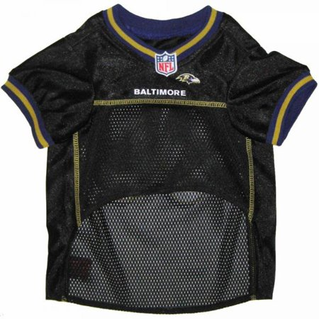 Pets First NFL Baltimore Ravens Jersey, X-Small