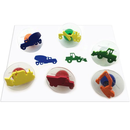 Giant Stampers (READY2LEARN GIANT CONSTRUCT VEHICLE STAMPERS )