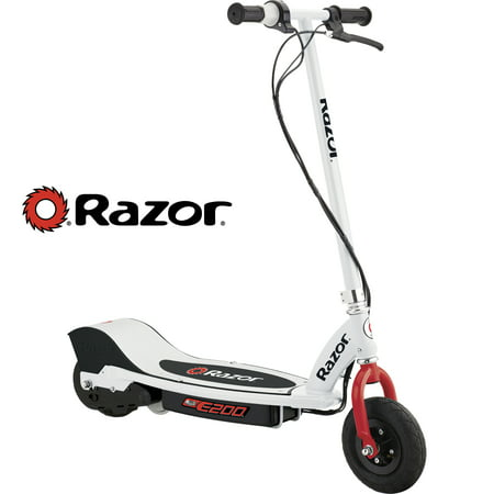 Razor E200 Electric Scooter with Rear Wheel Drive -