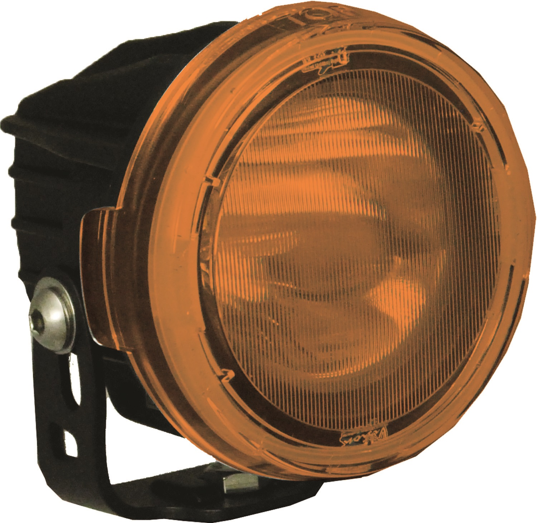 Vision X Lighting 9890951 Optimus Round Series Pcv Yellow Cover Elliptical Beam