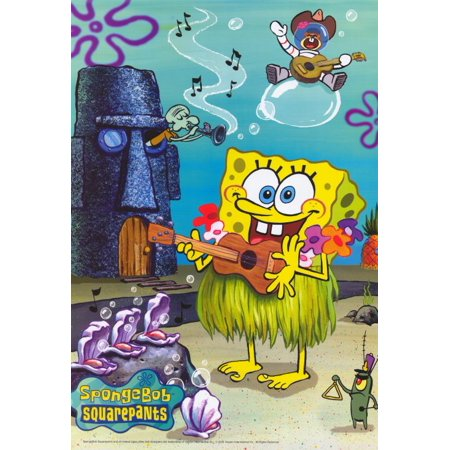 Spongebob Squarepants  2003  11X17 Tv Poster
