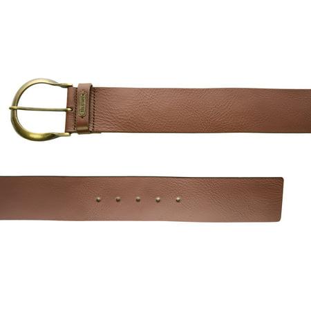 Belstaff Women's Leather Lexi Belt 85cm Burnt (Best Burnt Ends In Kansas City)