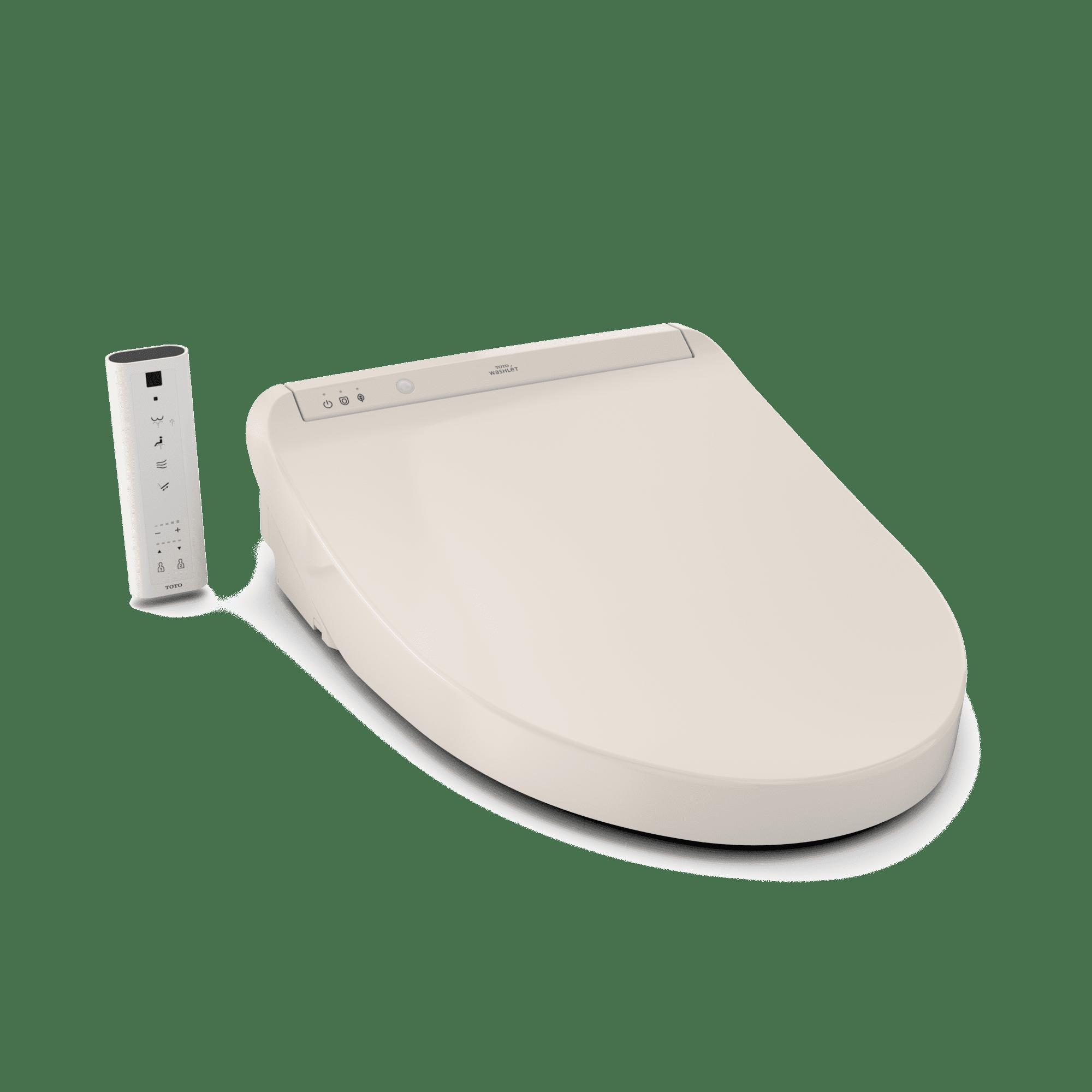 TOTO® K300 WASHLET® Elongated Bidet Toilet Seat with Instantaneous ...