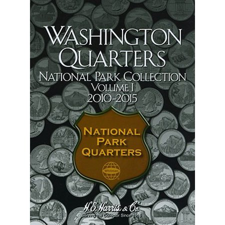 Washington Quarters National Park Collection, Volume 1 : 2010-2015