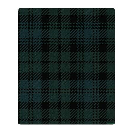 Tartan Blanket (CafePress - Campbell Scottish Tartan Plaid - Soft Fleece Throw Blanket, 50