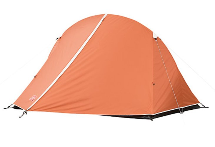 New! COLEMAN Hooligan 2 Person Camping Dome Tent w  WeatherTec System 8' x 6' by COLEMAN