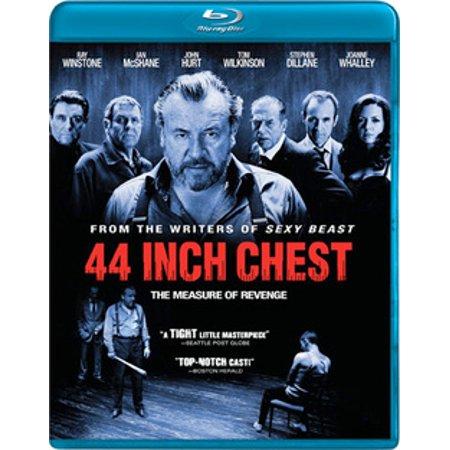 44 Inch Chest (Blu-ray) (London Fog 44 Inch)