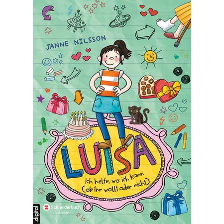 Luisa - Ich helfe, wo ich kann (ob ihr wollt oder nicht) - eBook (Wo Kann Ich Kaufen Fashion Brille)