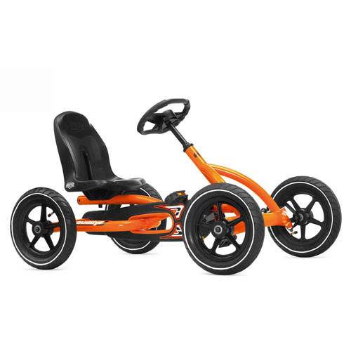 Berg Buddy Pedal Go Kart Orange by Berg