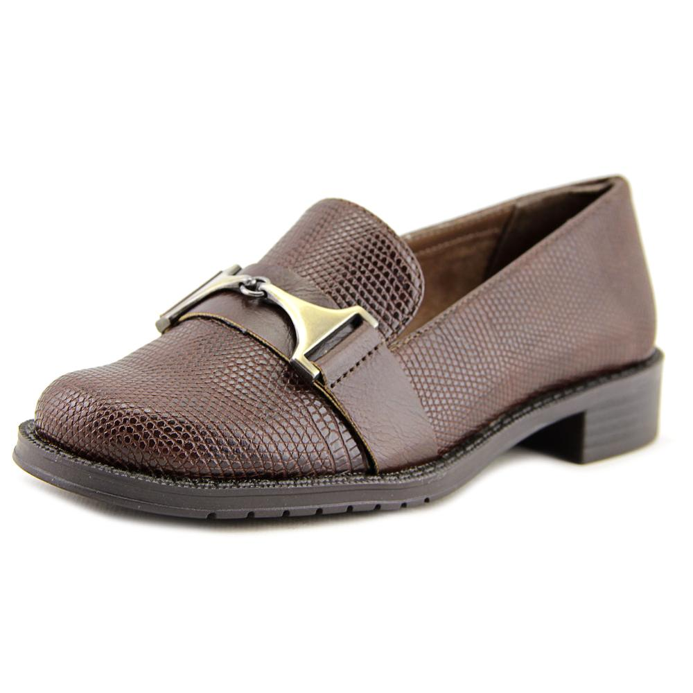 A2 By Aerosoles Sleigh Ride Women Round Toe Synthetic Loafer by A2 By Aerosoles